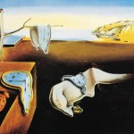 Salvador Dali Paintings The Persistence Memory