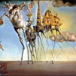 Salvador Dali Probably The Most Famous Those Surrealist Painters