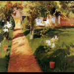 Sargent Screensaver Paintings Screenshot John Singer
