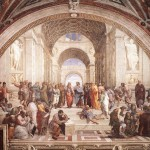 School Athens Raphael China Oil Painting Gallery