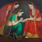 Search Indian Paintings Rajasthani Styles