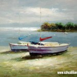 Seascape Oil Painting China