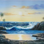 Seascape Paintings Handmade Oil Painting