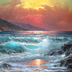 Seascapes Oil Paintings For Web Search