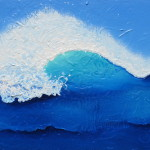Seascapes Paintings Contemporary Ocean