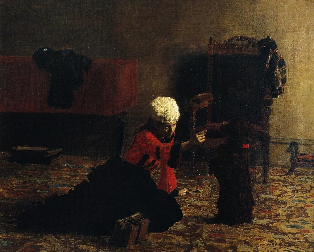 Second Set Thomas Eakins Paintings Here Interesting Article