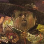 Self Portrait Fernando Botero Wikipaintings