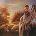 Sell Oil Painting Jesus The Lord Shepherd