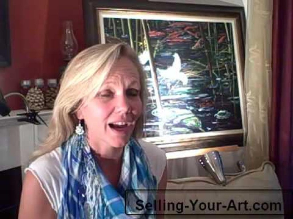 Selling Your Art The Teaches