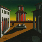 Sharing The World Together Paintings Giorgio Chirico