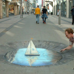 Showcase Breathtaking Street Art Paintings