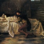 Sidney Muschamp Francis Romeo And Juliet Painting