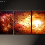 Sinus Abstract Art Fantasy Modern Age Action Painting