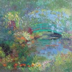 Size Image The Bridge Monet Giverny Paintings Jacques Huet