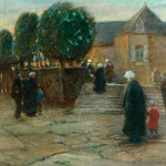 Slideshow Paintings Rowland Henry Hill Includes