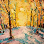 Snap Expressionist Paintings