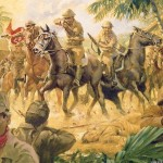 Solie Painting The Last Cavalry Charge Military History