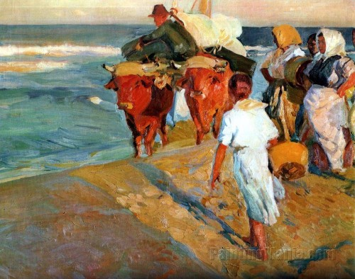 Sorolla Paintings Image Search Results