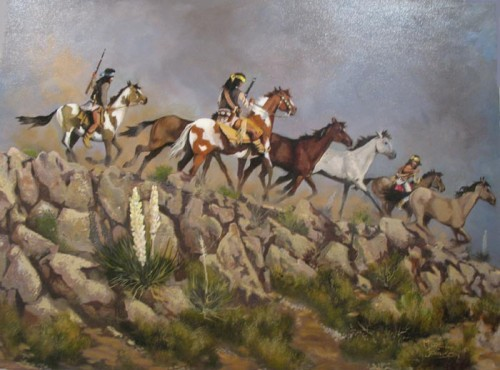 Southwestern Paintings