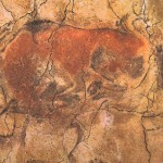 Spain Cave Altamira And Paleolithic Art Northern