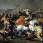 Spanish Artist Francisco Goya This Painting Depicts The