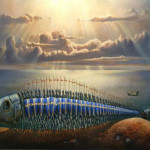 Spectacular Surrealistic Paintings Storm Blog