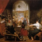 Spinners Diego Velazquez China Oil Painting Gallery