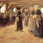 Spinning Workshop Laren Max Liebermann Wikipaintings