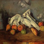 Still Life Milk Can And Apples Paul Cezanne China