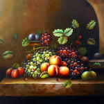 Still Life Oil Painting China Professional Manufacturer