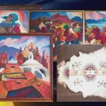 Stolen Paintings Recovered Pawn Shop Wwlp