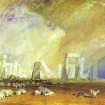 Stonehenge Turner Malmo Sweden Oil Painting Reproductions