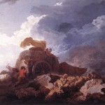 Storm Jean Honore Fragonard China Oil Painting Gallery