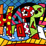 Straight The Source Romero Britto Hoonsung Park Louise Bourgeois