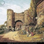 Strand Gate Winchelsea Michael Angelo Rooker Wikigallery The