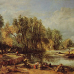 Stratford Mill John Constable Wikipaintings