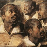 Studies The Head Negro Peter Paul Rubens Anancy Magazine