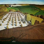 Studio Grant Wood Reproduction