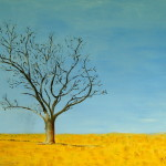 Submit Entry Painting Challenge Landscape Big Tree