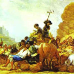 Summer Francisco Goya Paintings Art Picture