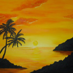 Sunrise Painting Flickr Sharing