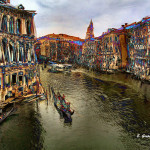 Surrealism Art Gallery For Sale Romantic Italy