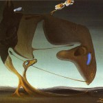 Surrealist Architecture Salvador Dali Wikipaintings