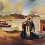 Surrealist Paintings Salvador Dali Painting