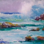 Susan Jenkins Morning Paintings Ocean Scapes