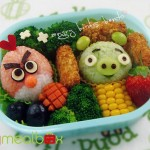 Tagged Angry Birds Food Art