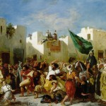 Tangier Eugene Delacroix China Oil Painting Gallery