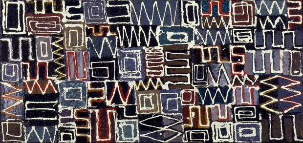 The Albright Knox Action Abstraction Exhibit Highlights City