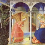 The Annunciation Fra Angelico China Oil Paintings Wholesale