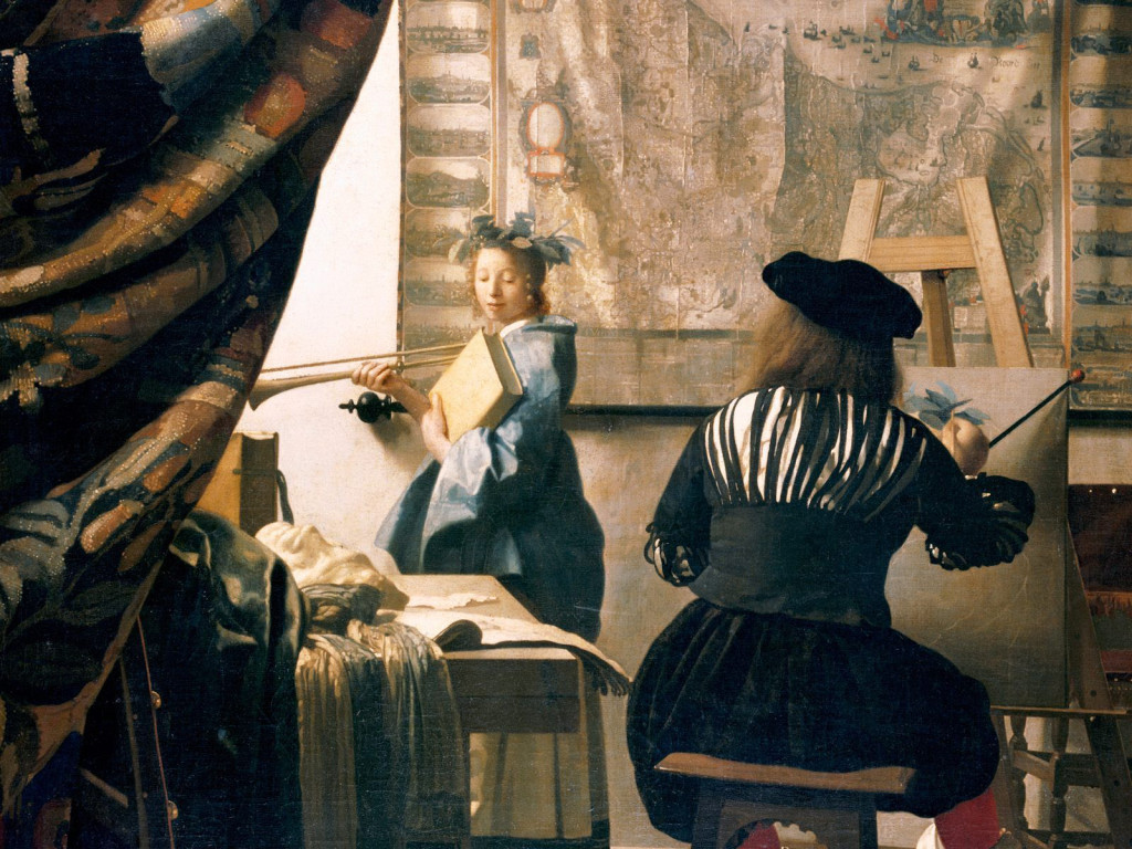 The Art Painting Wikimedia Commons